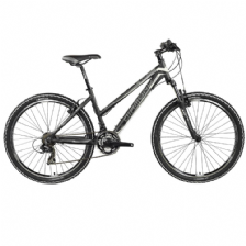 VTT BLACK HILL LADY 26'' Noir/blanc mat 3x7V DIAMOND 2017